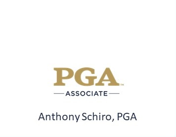 Anthony Schiro, PGA